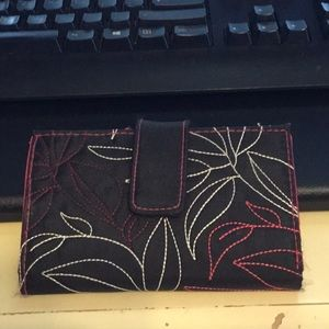 Travelon Nylon wallet, with scanner guard.